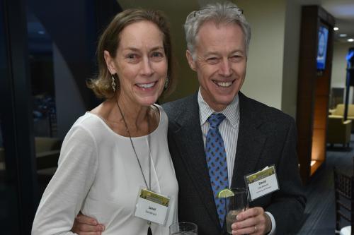 David and Janet Garabrant