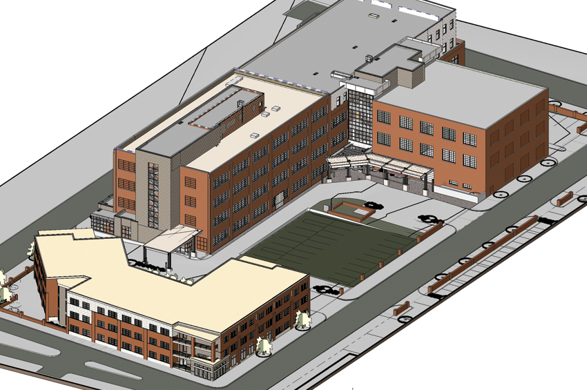 """Rivertown is in the final stages of planning a two-story, 24-bed nursing unit adjacent to its assisted-living facility. The new unit, which will follow a more residential, """"Green House–style"""" model, will provide skilled nursing care and rehabilitation."""