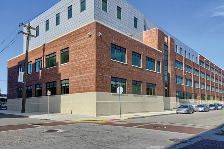 Rivertown's four-story, 80-unit assisted-living facility provides one-bedroom and efficiency apartments for up to 100 Detroiters ages 55 and older who meet certain criteria. Residents pay no more than $605 a month for meals, care, and housing, and some pay as little as $102.