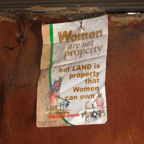 Women are NOT property