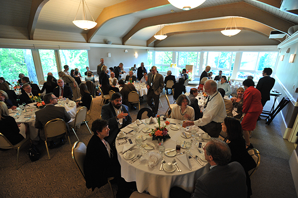 On May 10th, 2012, a special dinner was held in honor of professors Jeffrey Alexander, Catherine McLaughlin and Jack Wheeler as they retired from University of Michigan faculty.