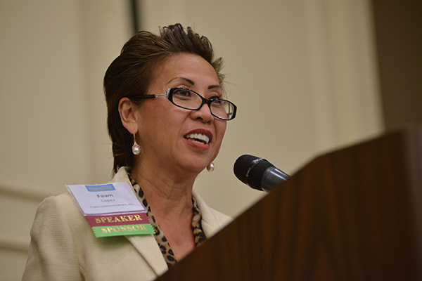 Fawn Lopez, Publisher and Vice President, Modern Healthcare and Modern Physician.