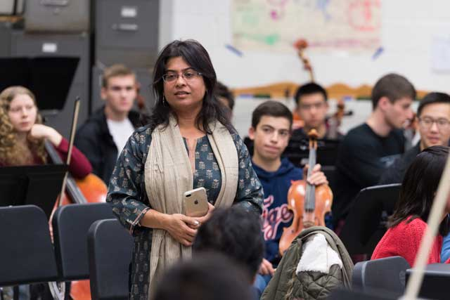 SPH's Banerjee Brings Beloved Indian Music to Michigan