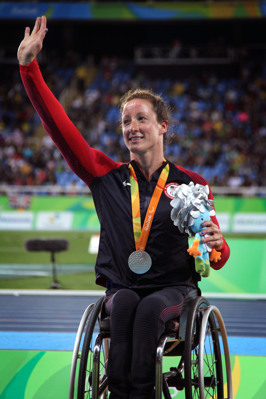 Paralympics Champ McFadden Announced as Featured Speaker for 2017 Graduation