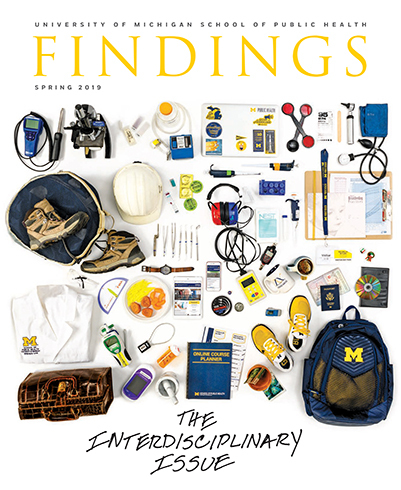 Findings Spring 2019 Cover