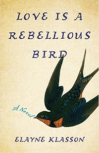 Cover of Love Is a Rebellious Bird