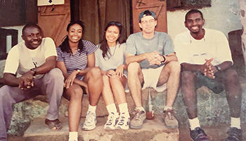 Peace Corps, Cameroon 1997
