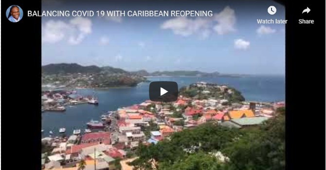 Carribean landscape