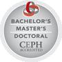 Master's Doctoral CEPH Accredite