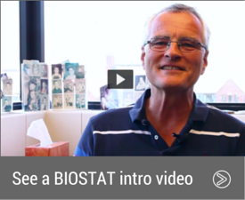 See a class intro video for BIOSTAT 501