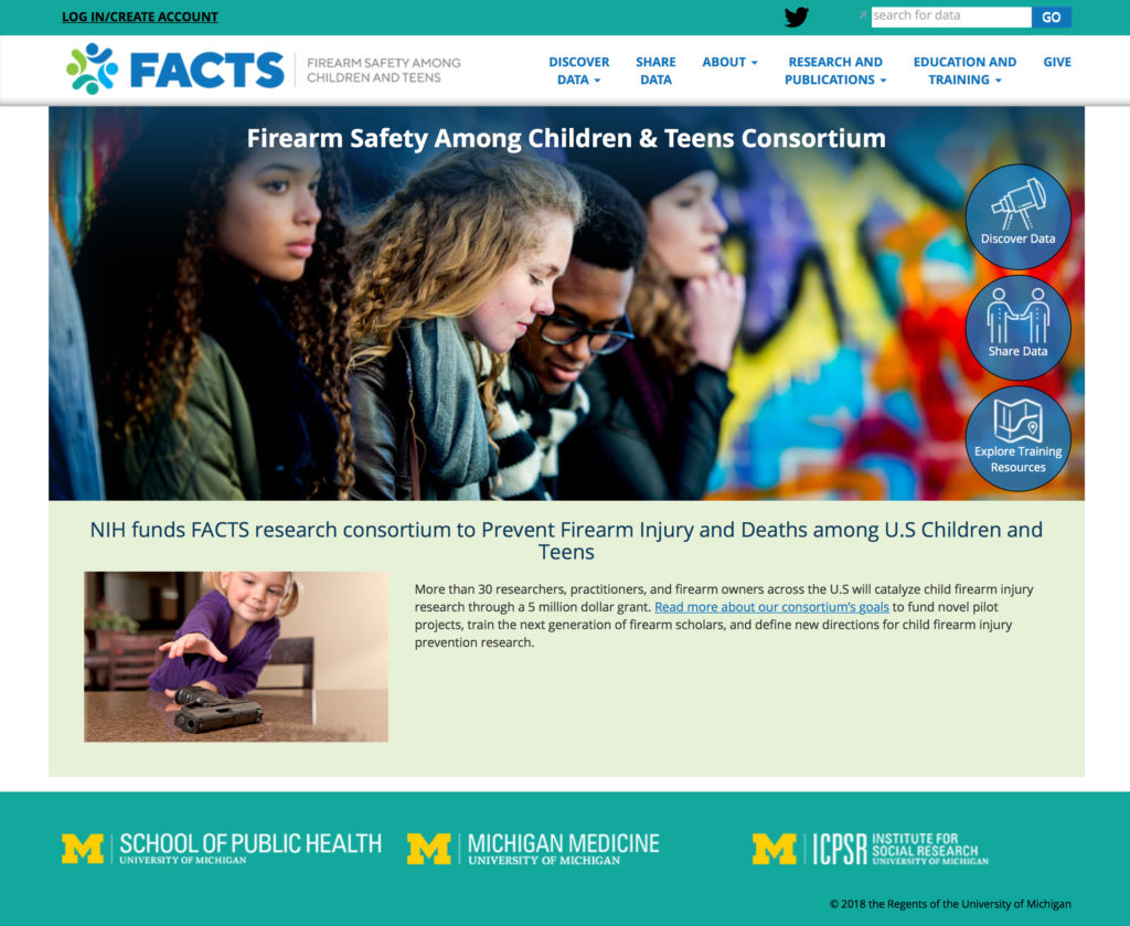 FACTS website