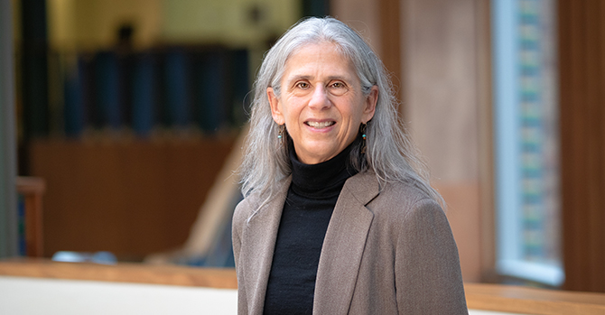 Amy Schulz Awarded University Diversity and Social Transformation Professorship