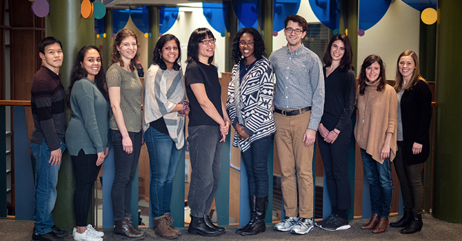 Health Services Research and Policy students