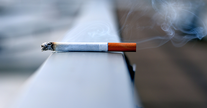 Combining Smoke Cessation Programs With Screening for Lung Cancer Can Reduce Mortality