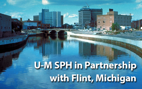 U-M SPH works with Flint on water crisis