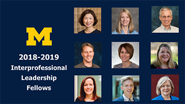 Public Health Faculty Among New Cohort of Michigan Interprofessional Leadership Fellows