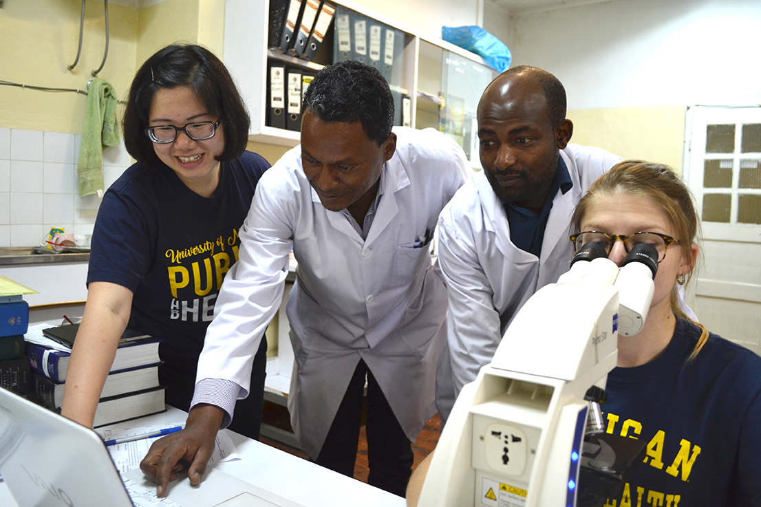 Expanding cancer research in Ethiopia