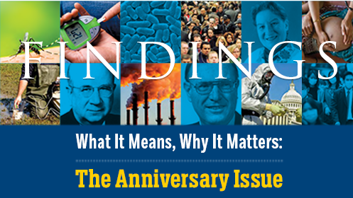 Findings: SPH 75th Anniversary Issue