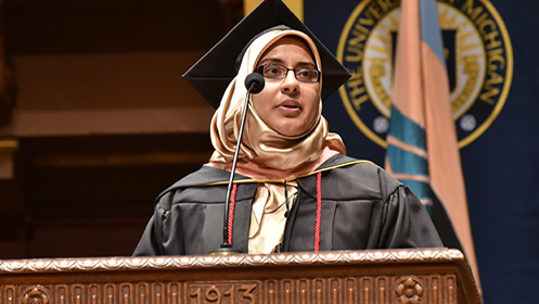 Inspiring Stories: Our Student Graduation Speakers