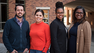 Researchers Receive Grant from National Center for Institutional Diversity
