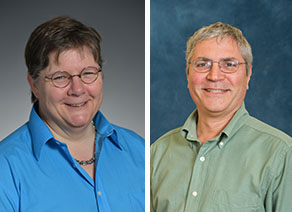School of Public Health Recognizes Two Faculty Members with Collegiate Professorships