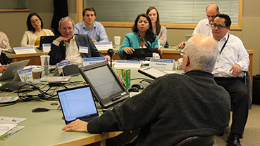 Michigan Public Health Hosts CISNET Meeting