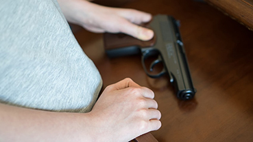 NIH Funds Research Consortium to Address Firearm Deaths Among Children and Teens