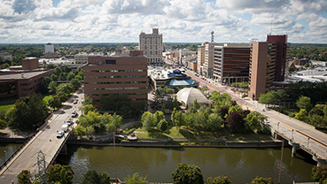 Neighborhood Synergy: Michigan Public Health Researchers Help Address Flint's Challenges