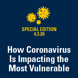 illustration of th COVID-19 coronavirus