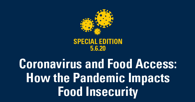 Coronavirus and Food Access: How the Pandemic Impacts Food Insecurity