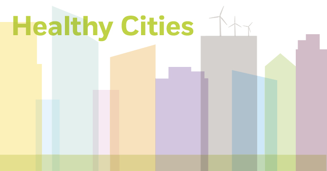 Healthy Cities: A Powerful Trio of Urban Planning, Public Health, and Public Policy