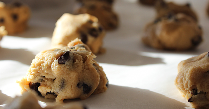 Is the FDA Being Grinch-Like in Raising Concerns about Raw Cookie Dough?