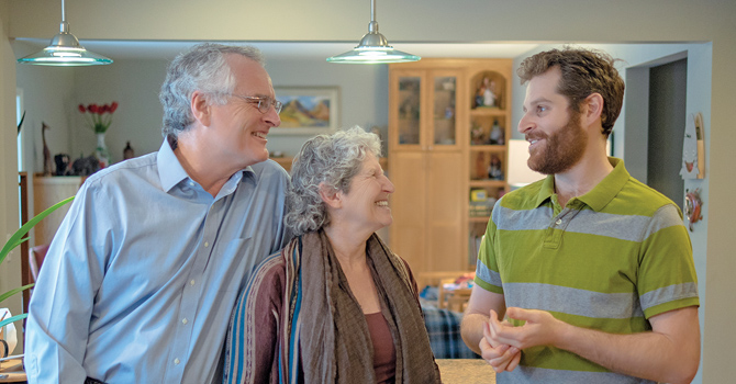 One Family, Three Disciplines: An Intergenerational Conversation on Public Health