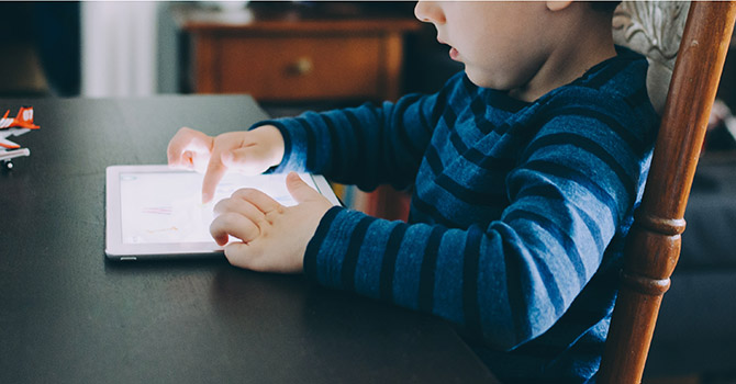 Increasing Screen Time During COVID-19 Could Be Harmful to Kids' Eyesight